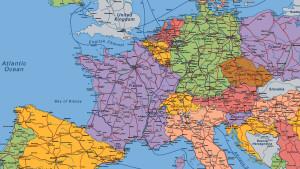 A DECISÃO VOU FAZER UM MOCHILÃO PELA EUROPA