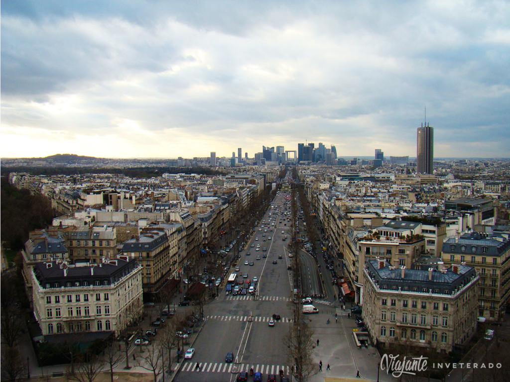 Uma cidade para voltar (Paris, França)