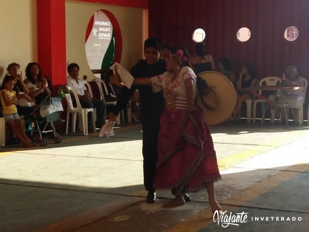 Um dia de peruano - festa típica no Callao