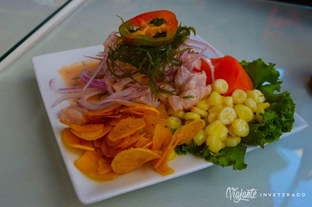 Callao, o outro lado de Lima - e a gastronomia peruana
