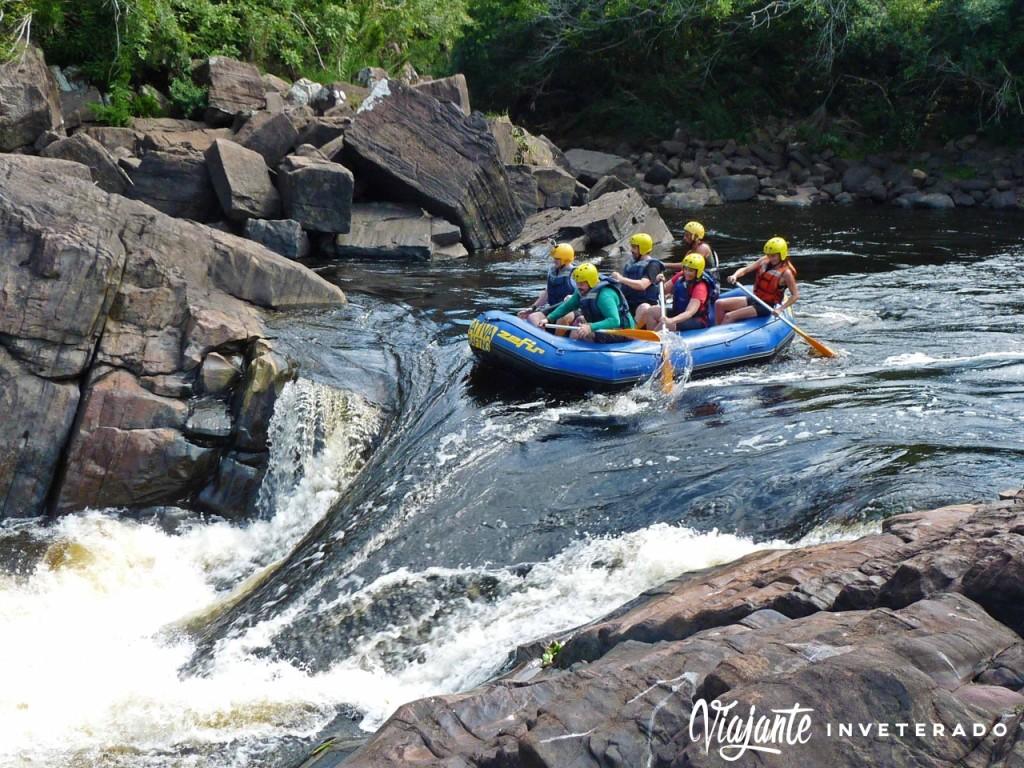 rafting em itacare