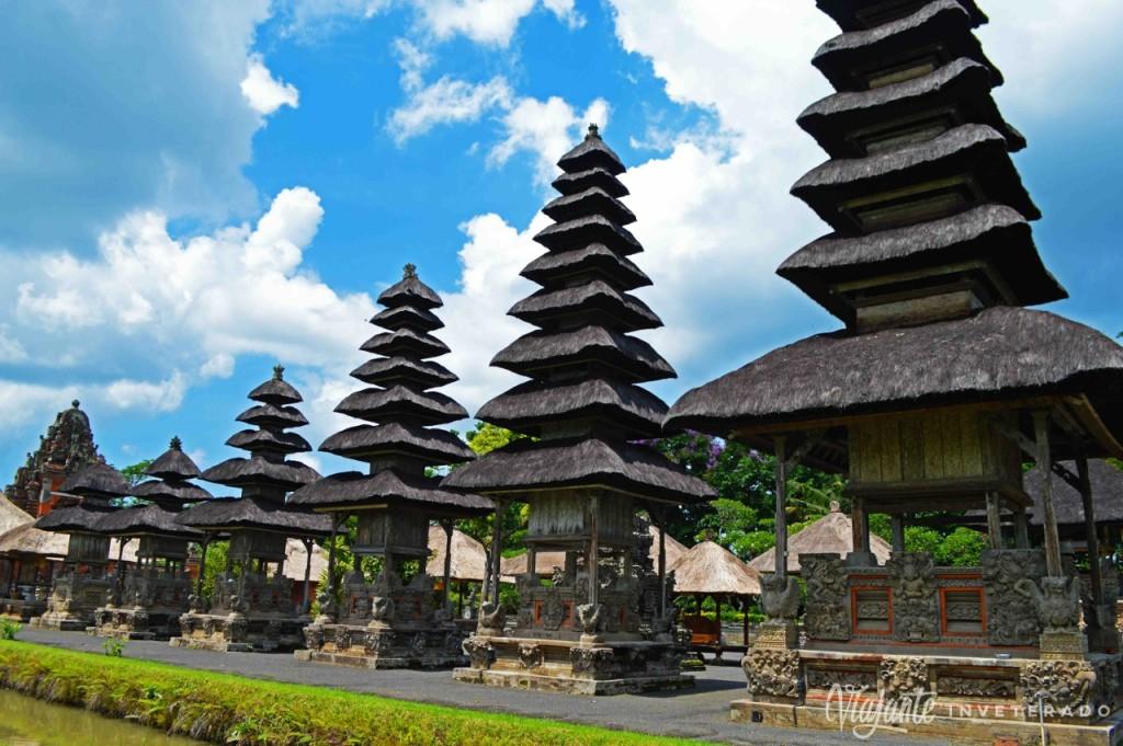 taman ayun - templos de bali