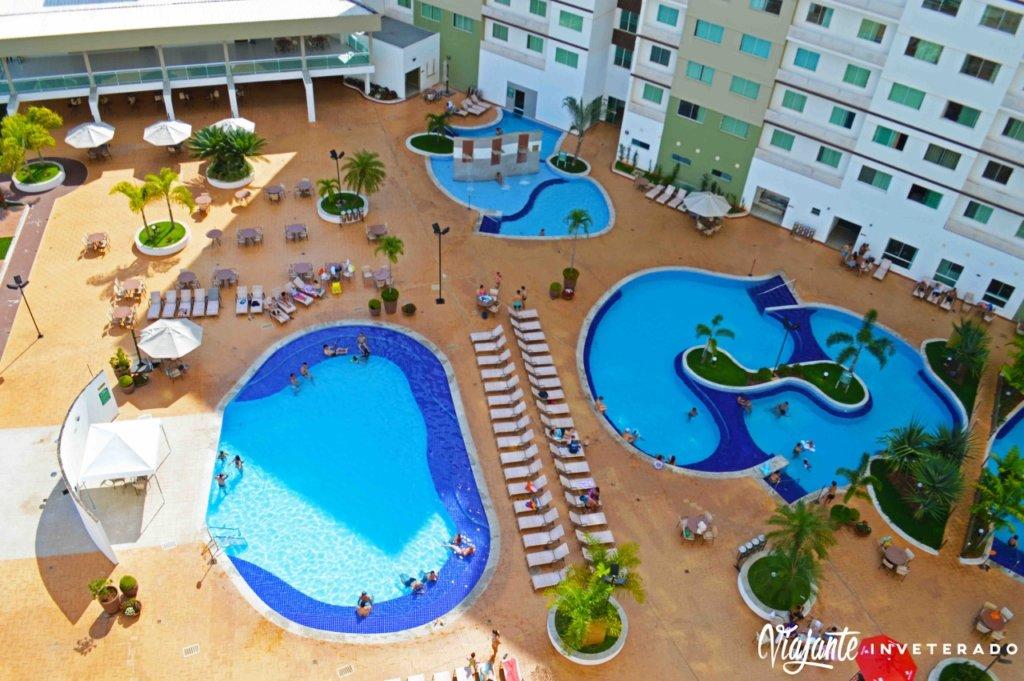 riviera - hotéis em caldas novas
