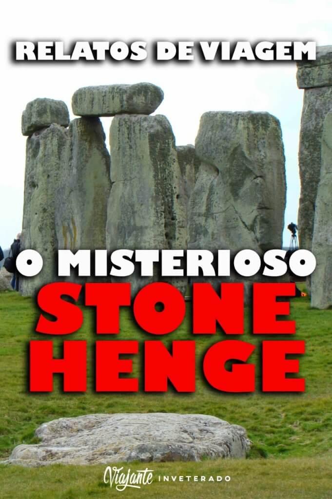 O mistério de Stonehenge (Stonehenge, Inglaterra)