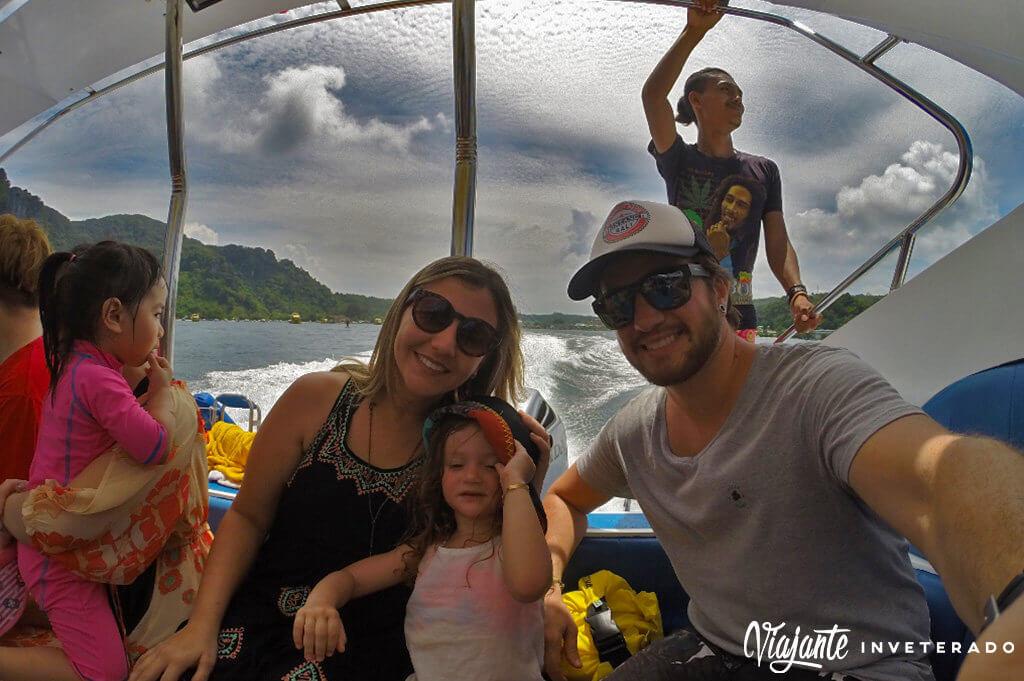 passeio phi phi maya bay