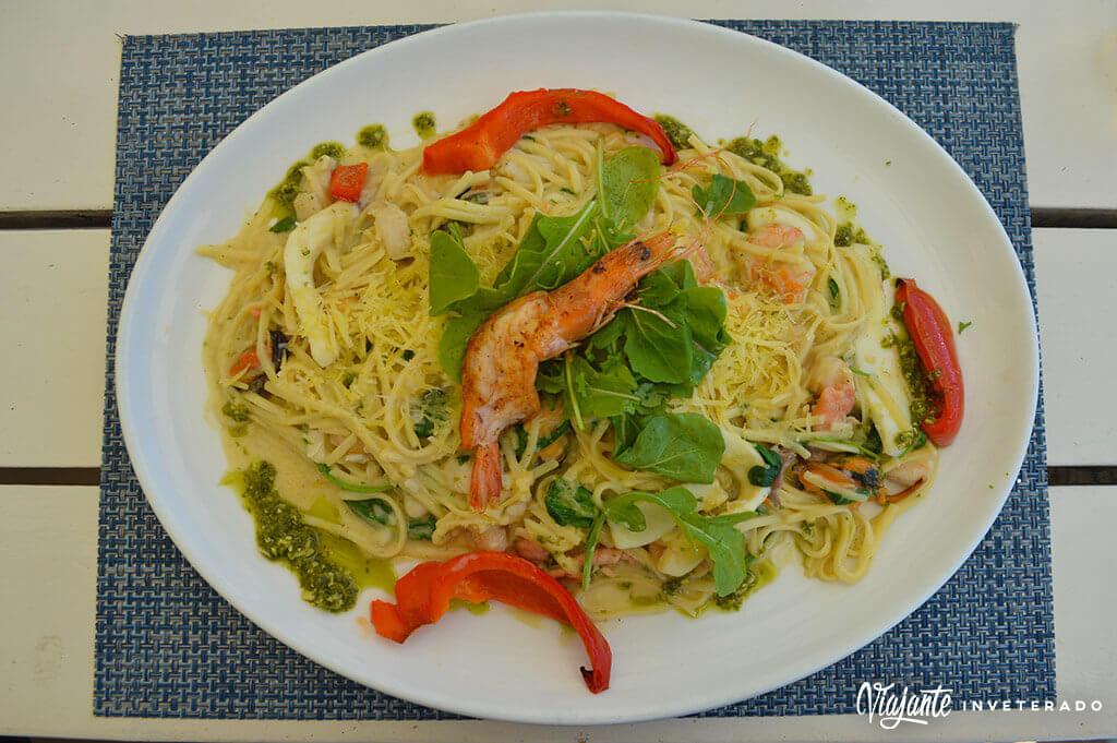 seaforth sea food pasta