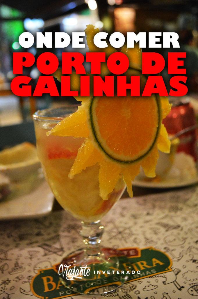 PINTEREST ONDE COMER em PORTO DE GALINHAS