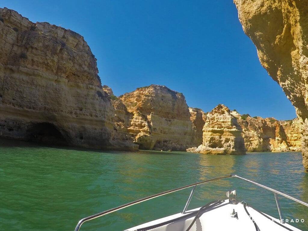 passeio de barco pelas grutas de benagil my crew 001