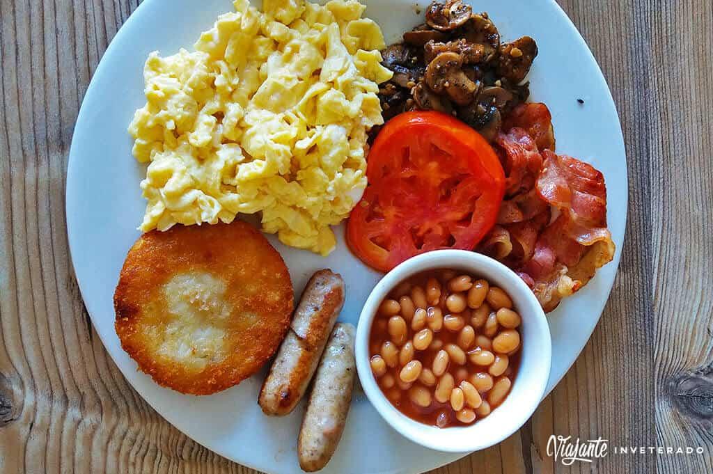 café da manhã never at home hostel em cape town