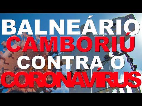 coronavírus balneário camboriú